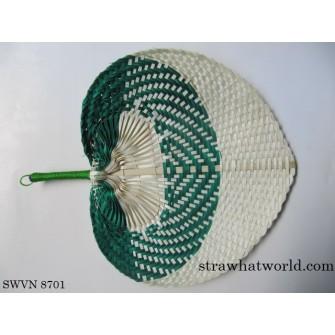 Natural Hand Fan SWVN 8701