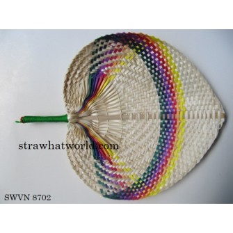 Natural Hand Fan SWVN 8702